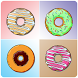 Super Donut Matching games by BuaGameSoft