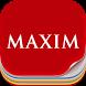 MAXIM самое мужское приложение by Hearst Shkulev Media