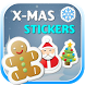 Christmas Stickers - Free by LittleBigPlay - Only Free Games