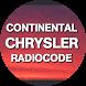 ChryConti Radio Code Decoder by Radiocode24.de