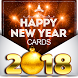 Happy New Year Cards – 2018 by Funny Booth Apps For Kids