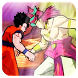 Goku Ultimate Saiyan xenovers by Battle Gaming 3-D