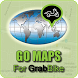 GO MAPS FOR GRABBIKE by KMB Team