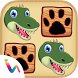 Dinosaurs Matching Pair Games by himanshu shah