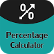 Smart Percentage Calculator by Alfred Ton