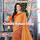 Online Sarees Shopping Shop by Future Vision Computers, Surat