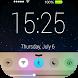 Lock Screen Phone7 -OS10