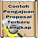Surat Pengajuan Proposal - Contoh