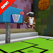 Basketball for MCPE by best addons for mcpe