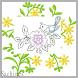 Embroidery Stitch Pattern by Sachines