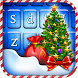 Happy Christmas Tree Keyboard by Fashion Corner Apps