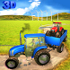 Tow Tractor Driving Simulator: Chained Pull Driver