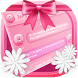 Pink SMS by Best SMS Themes