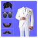 Men Hair Style Editor - Men Suit Photo Editor