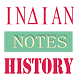 Indian History Notes by EvolutionA2Z