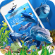Tropical Fish Aquarium Theme by Cool Wallpaper