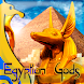 Gods of Egypt by DeNAide