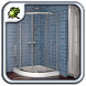 Corner Shower Stalls Design by Nasal Goo