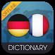 Frensh German Dict Offline by DibDic