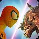 Superhero Spider Alien Battle by Play Clan Studios