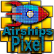 Airships Pixel by OctavioNet Apps