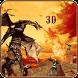 Warrior Dragon Attack Sim 2016 by appos dev