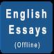 English Essays ( 700+ Offline Essays ) by Devotionalzoneapps