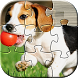 Dog Puzzles Kids Games by Tiltan Games