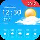 Weather channel by Weather Team (forecast, radar, widget, recorder)