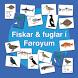 Fiskar & Fuglar í Føroyum