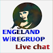 Engeland wiregruop live chat by Games for world