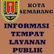 InfoTempat Publik Semarang by PDE- Kota Semarang