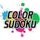Color sudoku by Lubkoko