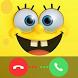 Fake Call From SpongeBob