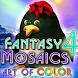 Fantasy Mosaics 4: Art of Color by Andy Jurko