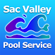 Sac Valley Pool Service by Westrom Software