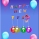 Happy New Year Wallpaper(Live) by Ashok Kumar Singh