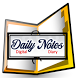 Daily Notes Digital Diary by WadyNapps