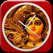 Durga Clock Live Wallpaper by iBox App Studio