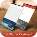 My Photo Keyboard by Rich Media Apps