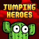 Jumping Heroes by Daniele Team