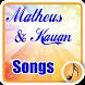 Matheus e Kauan Music by Cumi Music Studio