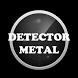 Detector metal