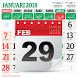 Kalender 2018 Terbaru by JogjaMedia