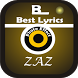 ZAZ New Lyrics by Kneights Apps