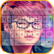 kpop theme keyboard by adiaapps