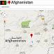 Herat map by Golden Mapas
