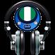 Radio Nigeria by blue sky