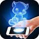 Hologram Kitten 3D Simulator by iApps And iGames