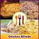Chicken Alfredo Recipe Book by Free Apps Collection